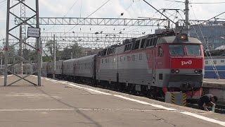 Курский вокзал 14 июня 2015  Часть ЂЂЂ4