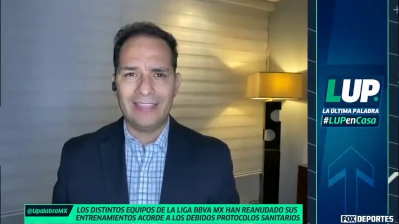 LA ULTIMA PALABRA 23 Junio 2020 | ¿ESTÁ LISTO EL FUTBOL MEXICANO PARA VOLVER A SUS ACTIVIDADES?