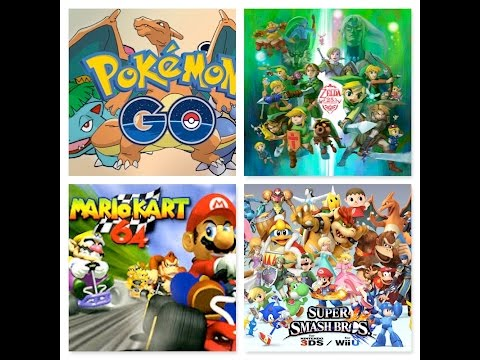 Top 10 Video Games to sell on Ebay & Amazon