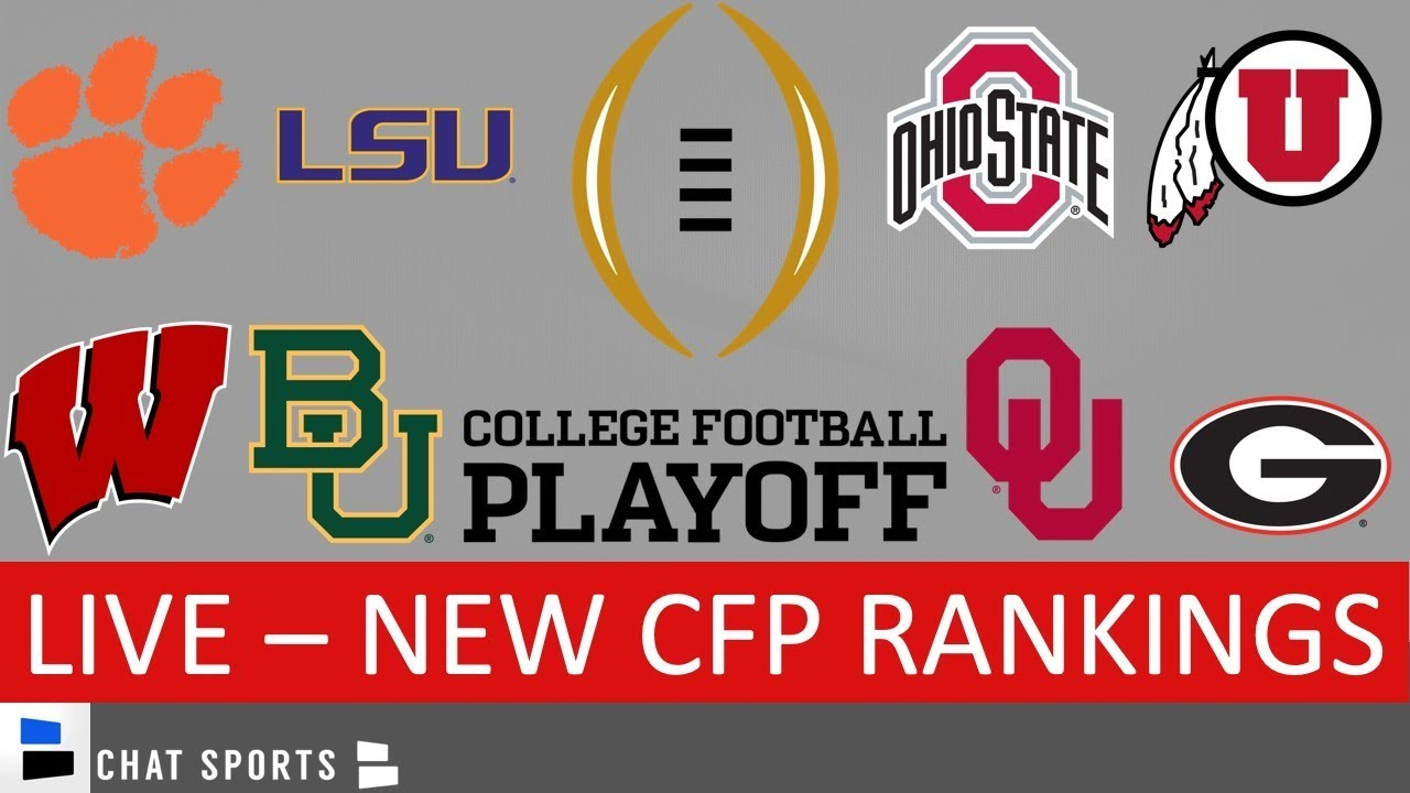 LSU Should Be Clear No. 1 for CFP Committee
