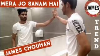 Mera Jo Sanam Hai Zara Berahem hai  | James Chouhan | Tiktok Viral Song