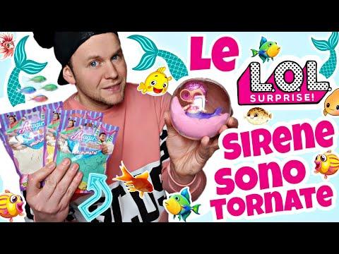 LE LOL SIRENE Sono TORNATE a scoprire la LOL MAGIC COTTON SAND !!!