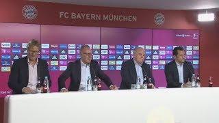 """""""GEHT'S EIGENTLICH NOCH?"""": FC Bayern München-Bosse üben heftige Medienschelte"""