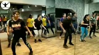 Dance Workout | MOIN KHAN | Nene Malo , Dance Fitness chore