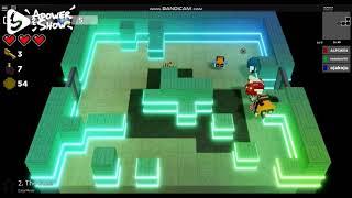 roblox piksel oyun (Master Keys Dungeon Shooter) bolum 1