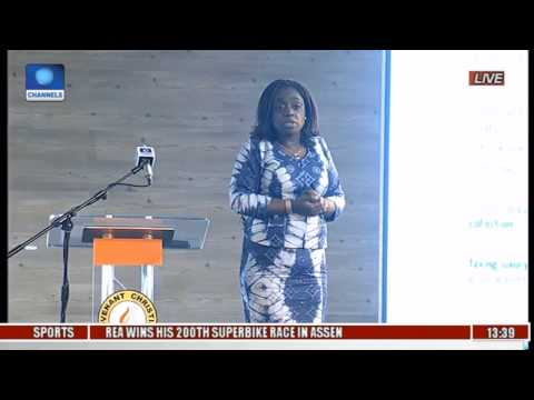 THE PLATFORM 2017 -  Finance Minister Adeosun On Building a Productive Economy, Roadmap to Recovery