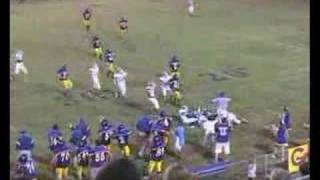 Jordan McNair Football Highlights