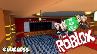 THE GRADUATE | CLUELESS | ROBLOX GAMEPLAY