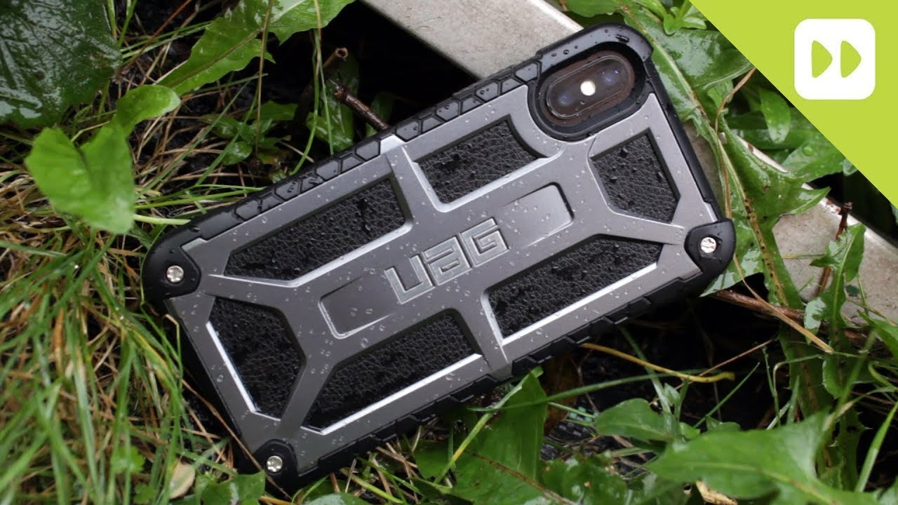 huge discount fe596 6023f UAG Monarch Series iPhone X Tough Case Review