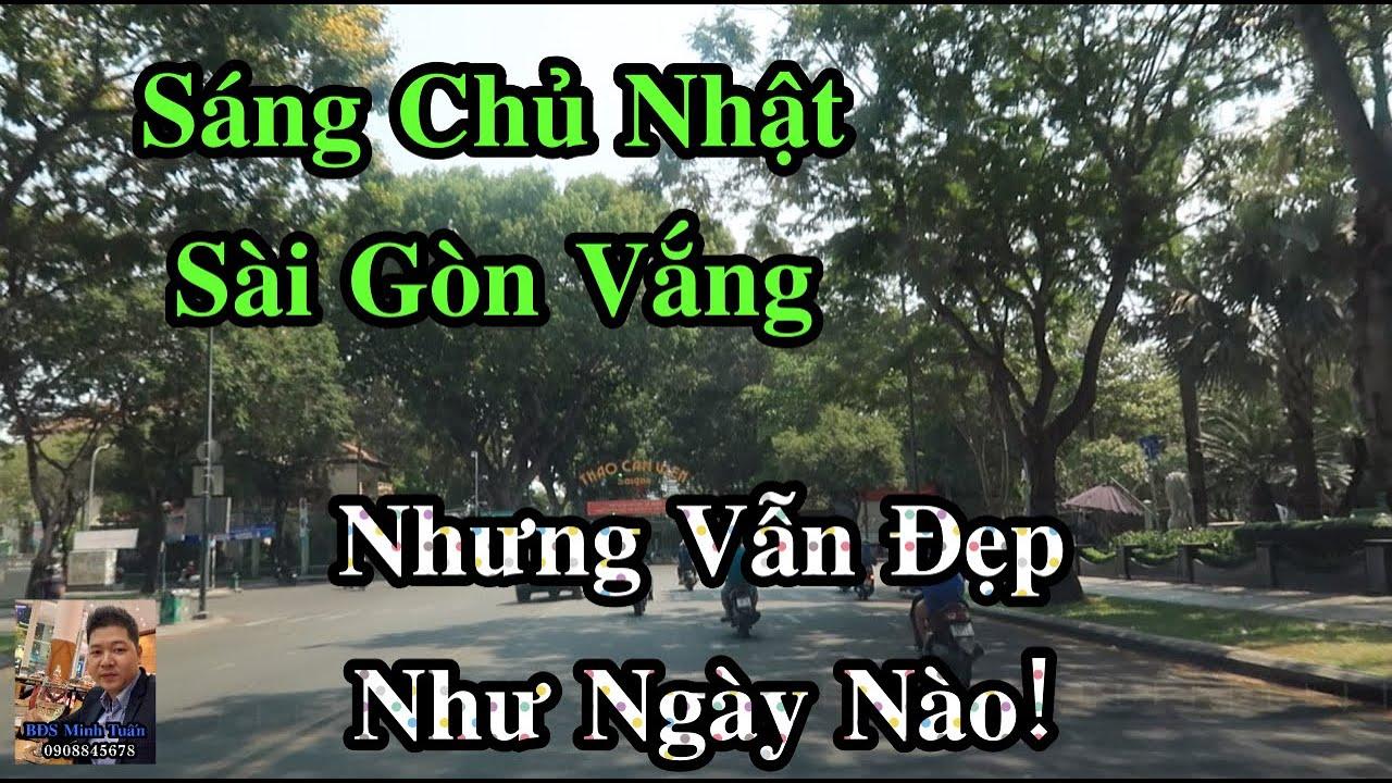 image Sáng Chủ Nhật Sài Gòn Vắng Nhưng Vẫn Đẹp Như Ngày Nào!