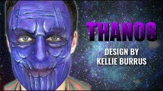 Thanos Design by Kellie Burrus