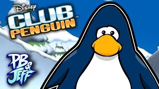RIP CLUB PENGUIN! - Club Penguin Game Day | Wii (Part 1)