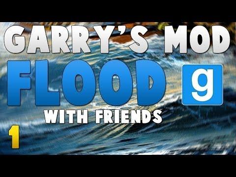 Do it yourself boat building - Garry's Mod (FLOOD)