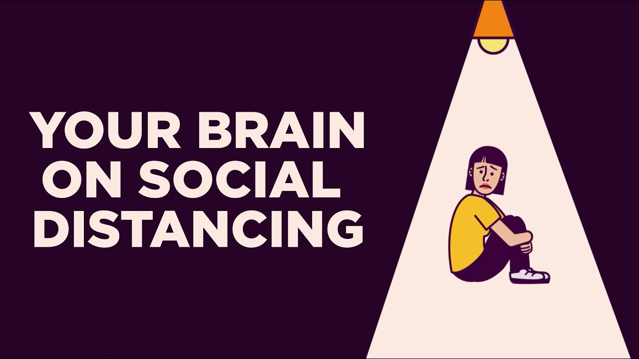 Social Distancing isn't natural and it's okay to be sad about it