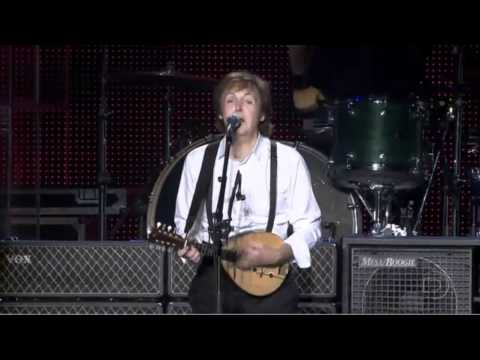 Paul McCartney - Dance Tonight [Live in Brazil 2010] [HD]