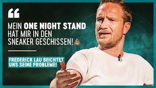 Frederick Lau über seinen EKLIGSTEN One Night Stand!   Problema-Tisch