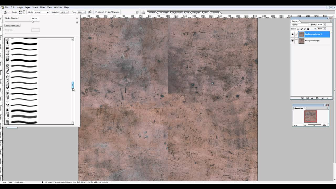 Photoshop Tutorial #1 - Creating a Tiling Texture - YouTube