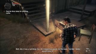 Alan Wake's  American Nightmare Gameplay Movie
