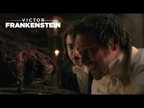 VICTOR FRANKENSTEIN | Official Trailer | 20th Century FOX
