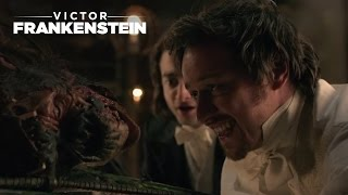 VICTOR FRANKENSTEIN | Official Trailer