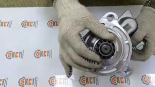 65.26201-7058A Стартер (24V-6.0kW) Starting Motor