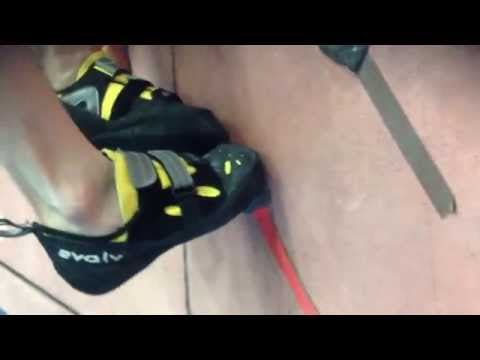 Learn How To Be Rock Climbing Footwork Master