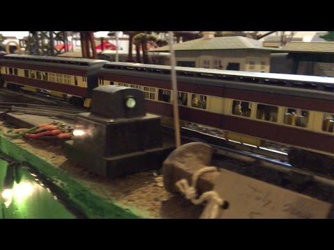 Track2.com #258: Wow Toyz/Fenfa Almost S-Gauge Model Railroad Trains-Demo on S-Helper-Service Track