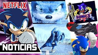 Sonic X en Netflix, Prototipo de Sonic Movie, y la música de Sonic 3 | Sergindsegasonic