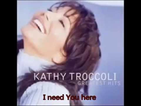 (Lyrics) Kathy Troccoli - Psalm Twenty Three
