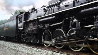 Nickel Plate 765 Steam Engine 07.22.2015