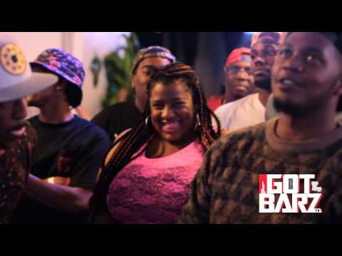 Got Barz TV Presents: T.Riley vs Boogie (Hosted by