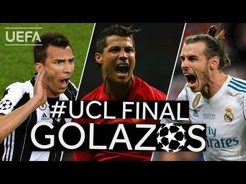 Uefa Best Goal Scorer