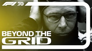 Safety Car Driver Bernd Maylander Shares Secrets Of The Job | Beyond The Grid | Official F1 Podcast