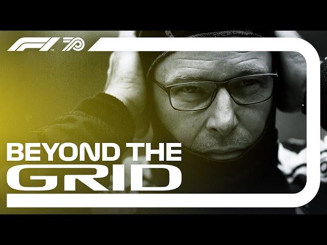Safety Car Driver Bernd Maylander Shares Secrets Of The Job | Beyond The Grid | Official F1 Podcast