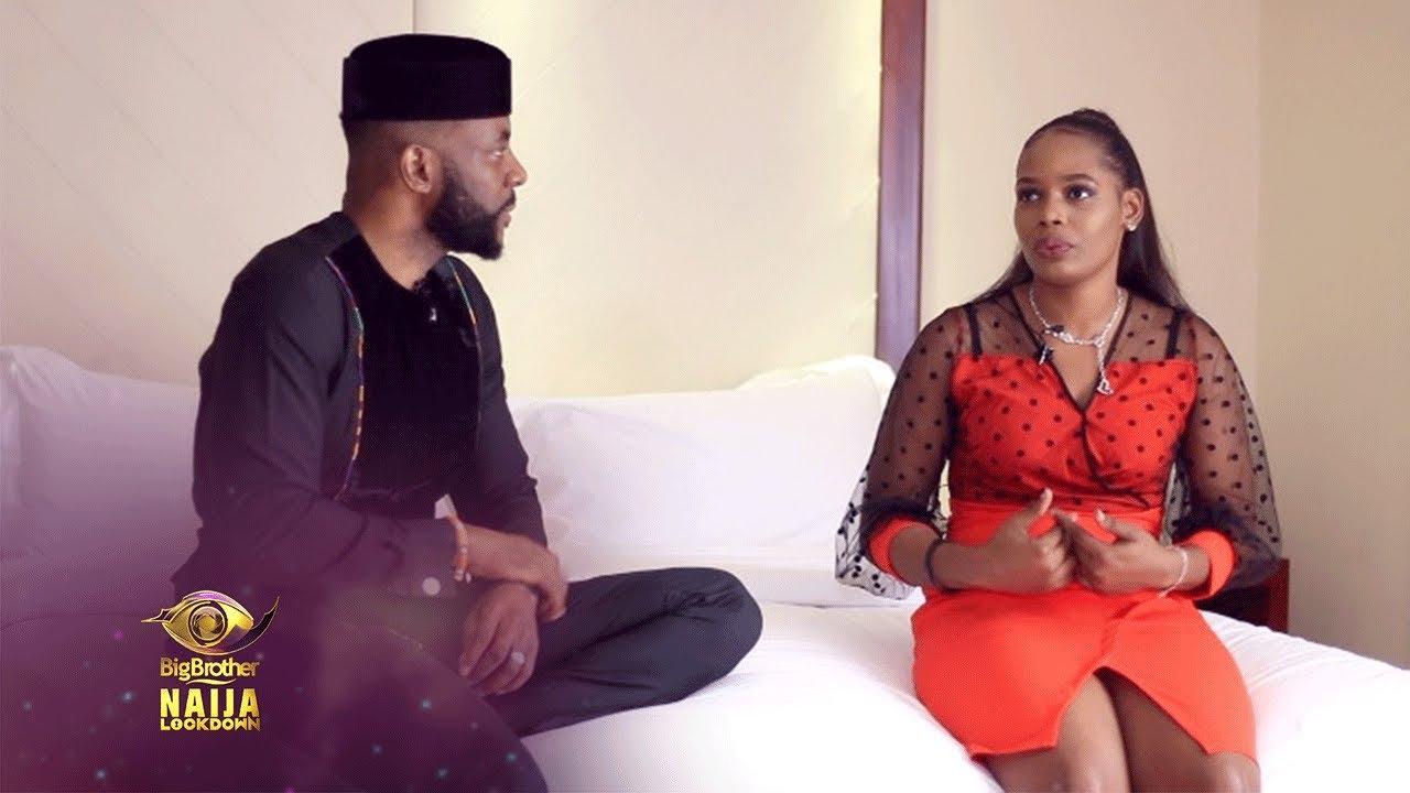 #BBNaija Gist: 'I feel like their relationships are just fake' – Kaisha | Africa Magic