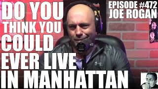 Rent in MANHATTAN is insane!! Joe Rogan + Joey Diaz talk east coast living and old COMEDY CLUB SCENE