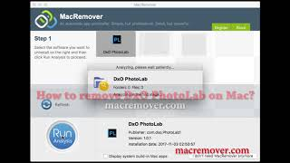 How to remove DxO PhotoLab on your macOS and Mac OS X? thumbnail