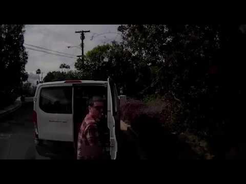 Recognize These Brazen Delivery Van Thieves?