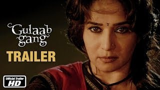 Repeat youtube video Gulaab Gang - Official Trailer | Madhuri Dixit, Juhi Chawla