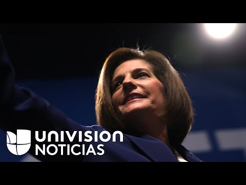 How a Latina took a seat in the Senate in times of Trump: Catherine Cortez Masto