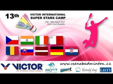 XIII. Victor International Super Stars Camp