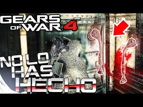 GEARS OF WAR 4 - 10 COSAS INCREÍBLES QUE AÚN NO HAS HECHO