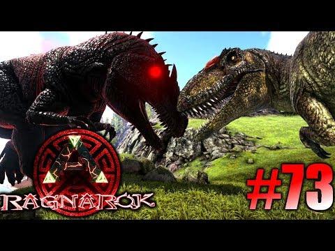 ARK: Ragnarok #73 - Kairuku Armee VS Primal Giga & den Carcharodontosaurus zähmen! | LP Ark Deutsch