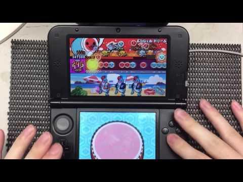 太鼓の達人3DS3 エンジェル ドリーム 全良