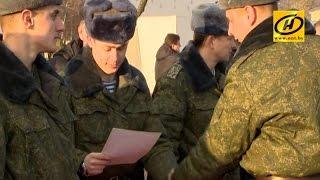 Призыв военнообязаных на время учений - обычная практика в Беларуси(, 2016-02-19T20:46:50.000Z)