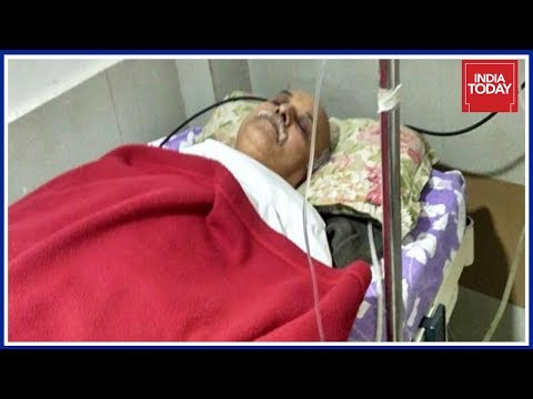 After Gujarat Protests, VHP Leader Pravin Togadia Found Unconscious; Admitted In Hospital