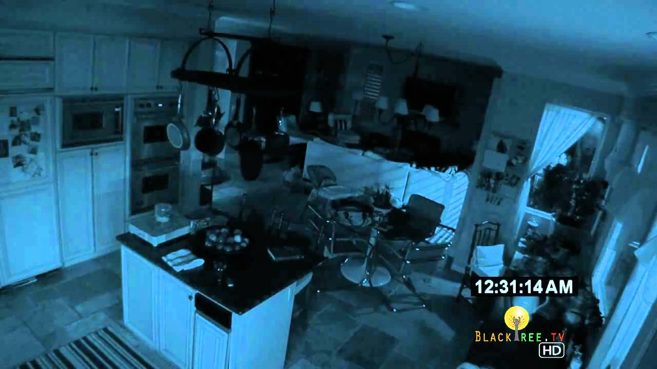 Paranormal Activity 2 - YouTube