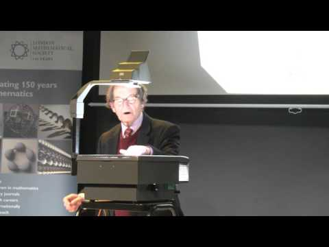 Sir Roger Penrose - 'Einstein's Amazing Theory of Gravity: Black Holes and Novel Ideas in Cosmology'