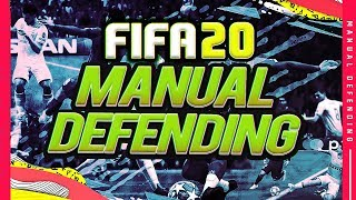 HOW TO MANUALLY DEFEND IN FIFA 20 | 30-0 PRO GUIDE | FIFA 20 Ultimate Team
