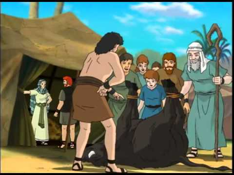 Bible Stories  Old Testament_ Esau and Jacob  YouTube